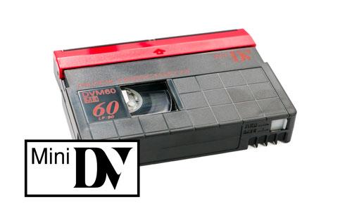 Прехвърляне от MiniDV на DVD