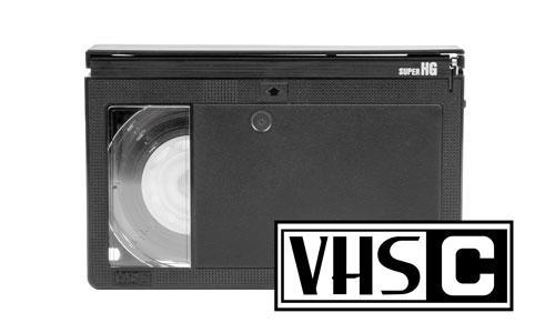 Прехвърляне от VHSC на DVD