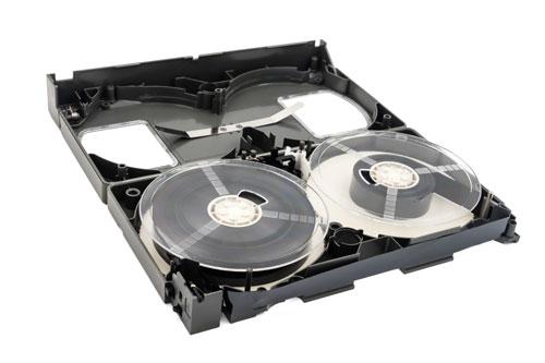 Ремонт на VHS касети