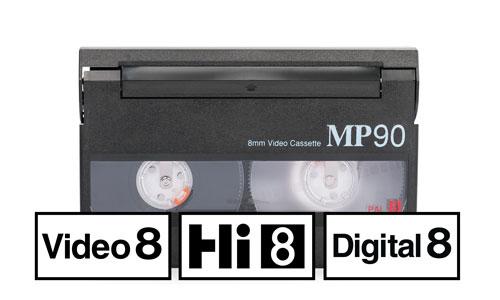 Прехвърляне от Video8 на DVD