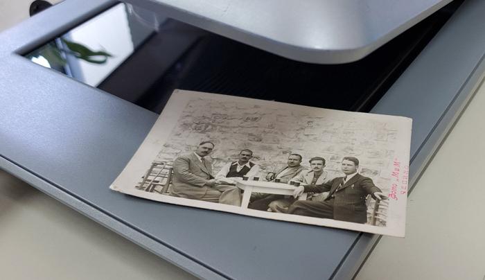 Скенер за снимки
