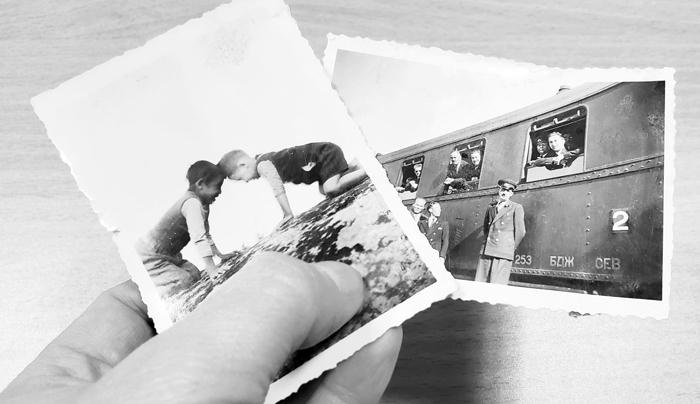 Сканиране на стари снимки